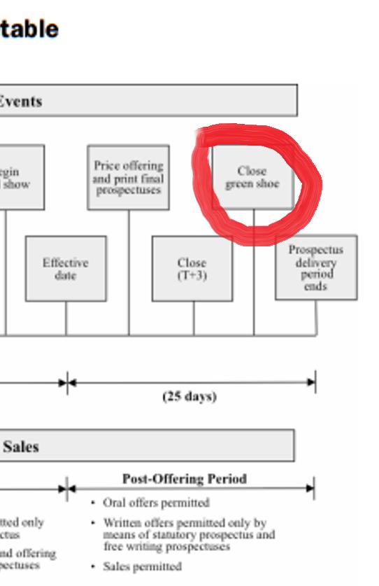 Green shoe manufacturing company ipo prospectus